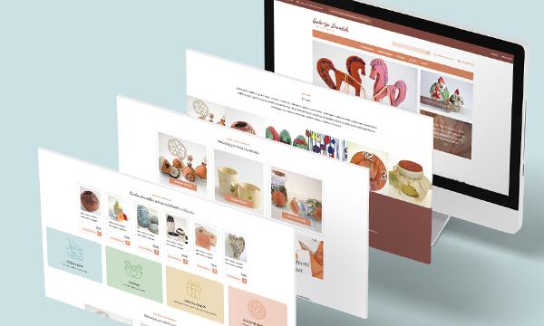 Handcraft webstore