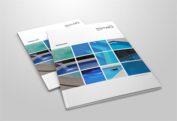 Stotinka Catalog Design