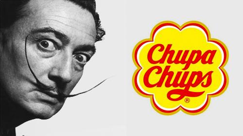 Chupa Chups vs. Salvador Dali